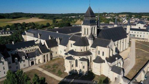 Près de Saumur. Un été d'art, de musique et de lumière à l'abbaye de Fontevraud