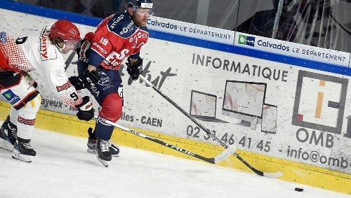 Hockey sur glace. Pierre-Antoine Devin, capitaine des Drakkars : « On redresse la barre »