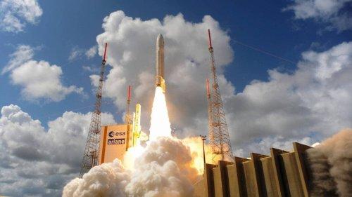 Guyane. Ariane 5 lance un satellite militaire dernière génération