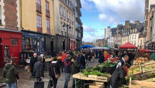 Rennes. Coup de gueule d'une fromagère privée de marché, la mairie prête à réorganiser les Lices
