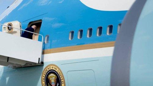 Boeing. Deux bouteilles vides de tequila découvertes dans un avion destiné au président des États-Unis