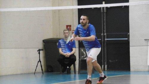 Badminton. Nationale 3 : Kevin Beauvois, un enfant du Club Alençonnais de Badminton