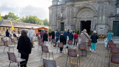Passe sanitaire : à la basilique de Sainte-Anne-d'Auray, le pardon se fera sous condition