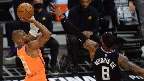 NBA. Chris Paul envoie les Phoenix Suns en finale, 28 ans après