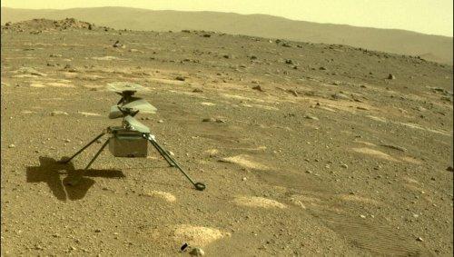 ENTRETIEN. Mission Mars 2020 : « nous travaillons déjà à un drone dix fois plus gros qu'Ingenuity »