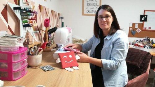 Cholet. Elle a créé Ti'Dou, une pochette pour les enfants diabétiques