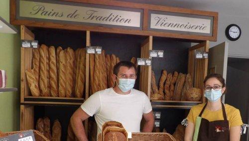 Plaine-et-Vallées. Un nouveau boulanger à Oiron | Courrier de l'Ouest
