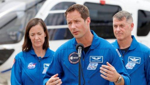Départ vers l'ISS: ce que va faire Thomas Pesquet pendant les trois derniers jours avant la mission