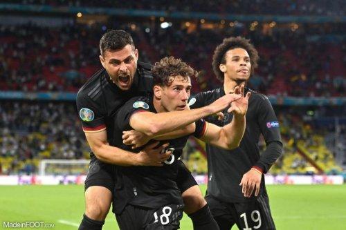 L'Allemagne qualifiée pour le Mondial, les Pays-Bas déroulent : le récap de la soirée