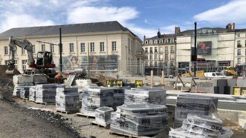 Nantes. À Commerce, les recoins du chantier servent de cachettes de stups