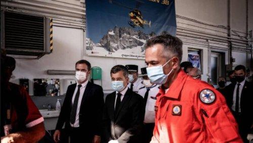 Accident d'hélicoptère en Isère : Gérald Darmanin présent à la cérémonie d'hommage ce vendredi