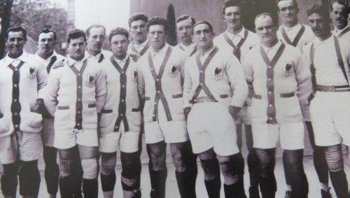 Nantes. Aux Jeux olympiques de Paris, en 1924, Louis Béguet a confondu rugby et bagarre