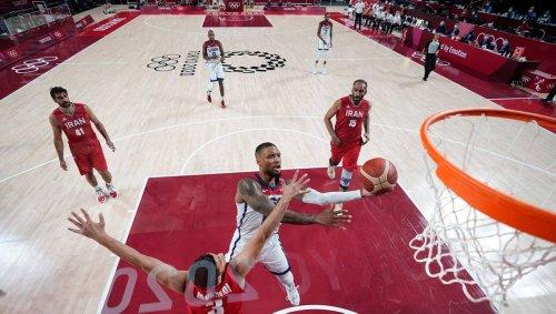 Basket-ball JO. Après leur défaite face à la France, les États-Unis corrigent l'Iran