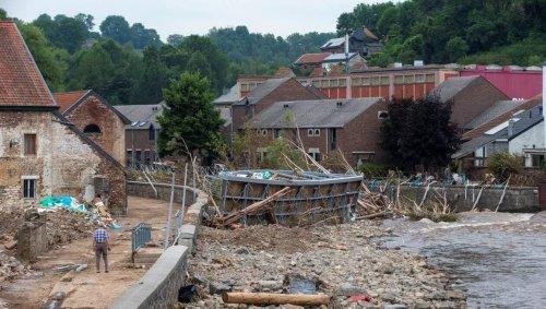Belgique : de nouveaux dégâts après de violents orages