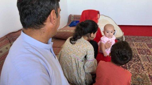 « Enfin en sécurité », ces familles rennaises rentrent d'Afghanistan après un périple via l'Iran