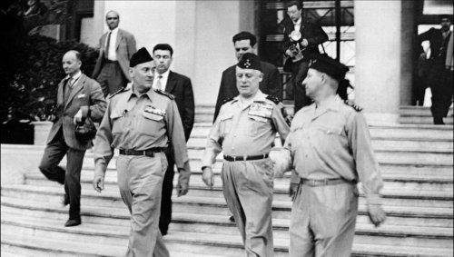 Tensions politiques, record de température… Les événements qui ont marqué l'été 1961