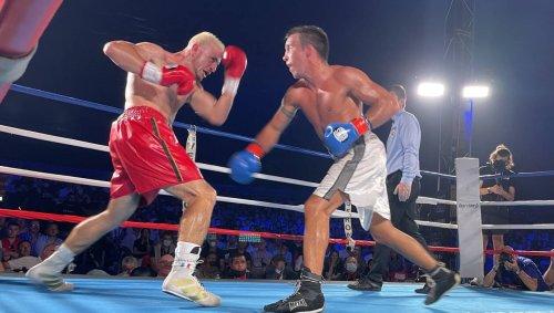Boxe. Benjamin Dubois, une défaite contre Lucas Montagne mais « pas une déception »