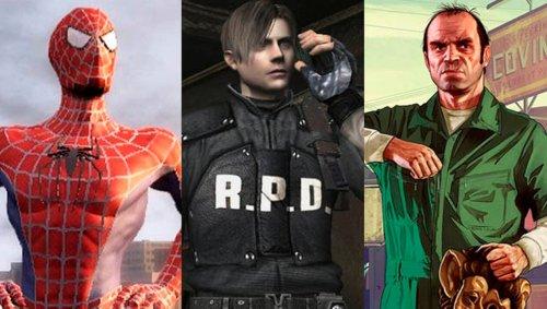 Les cinq façons les plus drôles de mourir dans les jeux vidéo