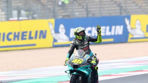 MotoGP. Ils racontent Valentino Rossi : « Sa beauté, c'est que tout était improvisé »