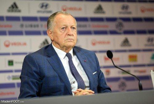 Jean-Michel Aulas réclame les micros ouverts pour les arbitres après PSG-OL
