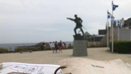 Saint-Malo. Un Escape Game en pleine ville
