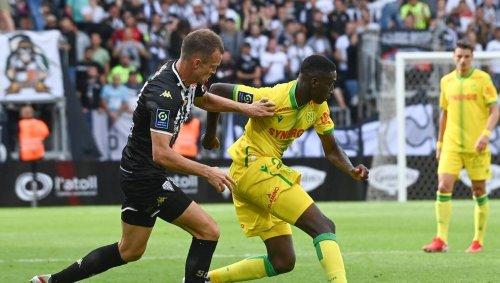 Angers Sco. « Le score est sévère » avoue Romain Thomas après la défaite contre Nantes