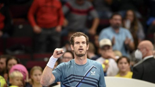 Tennis. Vienne : Murray s'offre Hurkacz, 10e mondial, et se qualifie pour le 2e tour