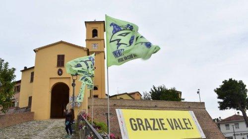 REPORTAGE. « Une étoile qui nous a illuminés » : plongée dans le fief italien de Valentino Rossi