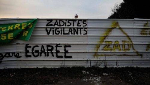 Val-d'Oise. La ZAD du Triangle de Gonesse en cours d'évacuation