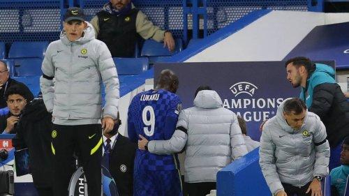 Ligue des champions. Touché à la cheville, Lukaku sort sur blessure dès la première période