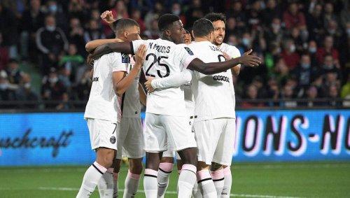 DIRECT. Metz - PSG : Paris ouvre le score, Metz déjà à la peine