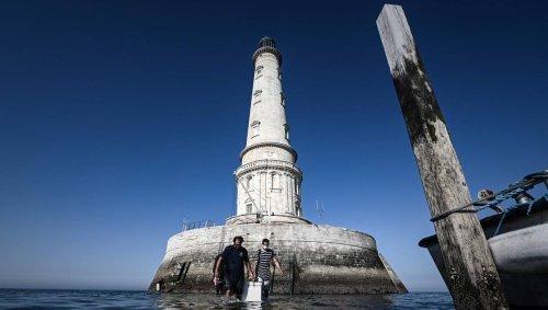 Gironde. Le phare de Cordouan inscrit au patrimoine mondial de l'Unesco