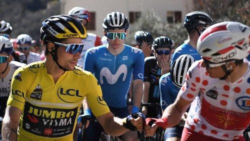 Cyclisme – Paris-Nice. « Plus tendu », « il pleurait »… Il dévoile la journée galère de Roglic