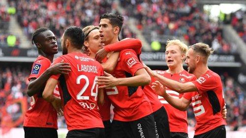 Ligue 1. Nouvelle victoire pour Rennes, qui remporte son duel face à Strasbourg