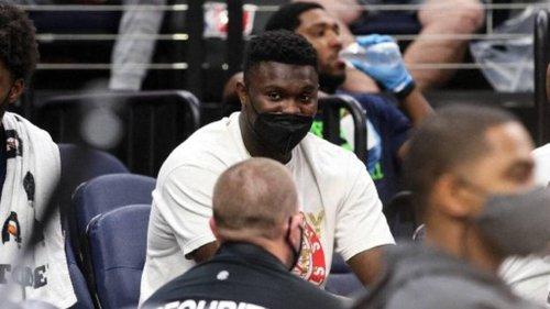 Basket-ball. NBA : le phénomène Zion Williamson manquera le début de saison