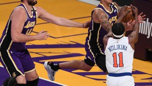 NBA. Les Sixers devront attendre, les Lakers peuvent encore y croire
