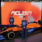 Formule 1 : McLaren et Alteryx annoncent un nouveau partenariat