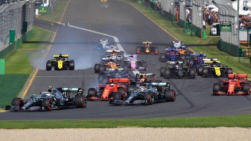 Formule 1. L'Australie de retour, 23 courses au programme… Le calendrier de la saison 2022