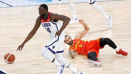JO 2021. Basket-ball : avant la France à Tokyo, les USA se rassurent contre l'Espagne