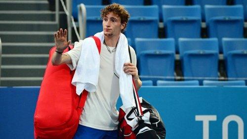 Tennis JO. Fin de l'aventure pour Ugo Humbert, battu en quarts de finale par Karen Khachanov