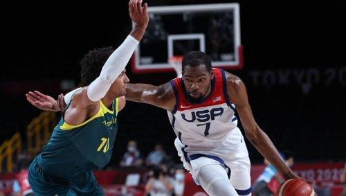 Basket JO. Les États-Unis écartent l'Australie et attendent la France en finale