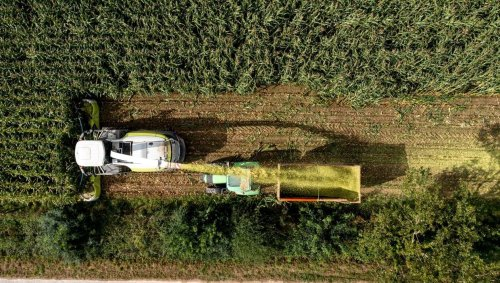 Macabre découverte en Vendée : le corps d'une femme retrouvé dans une ensileuse
