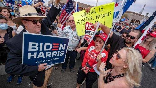 États-Unis. L'élection de Biden n'a pas été truquée en Arizona comme le clamaient les trumpistes