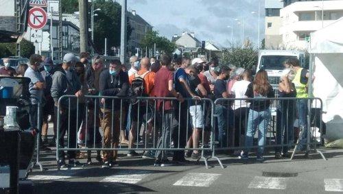 Saint-Nazaire. Le rush pour la bourse aux vélos d'occasion