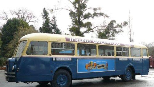 Nantes. Et si vous circuliez à bord des anciens bus de la Tan ?
