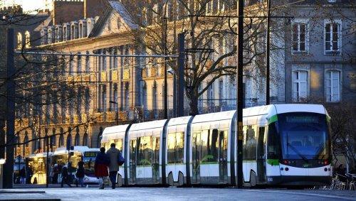 Il frappe un sexagénaire dans le tram à Nantes, dix mois de prison