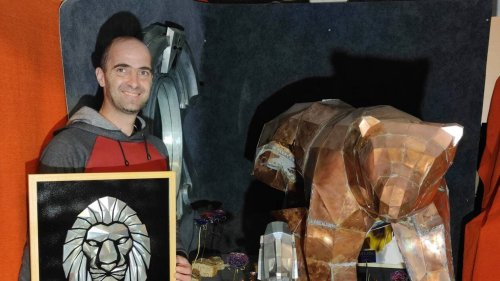 Morbihan. L'étonnant parcours d'un couvreur : « Mon buste de Dark Vador vendu dans Affaire conclue »