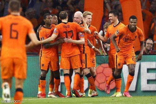 Les Pays-Bas et Depay atomisent la Turquie, le carton de la Norvège et du Danemark : le récap des matchs de la soirée