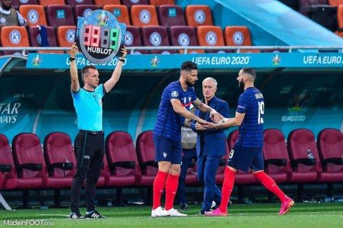 Pour Olivier Giroud, le retour de Karim Benzema a créé un déséquilibre