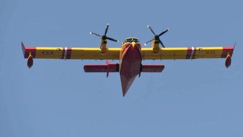 Aude. Plusieurs centaines de pompiers mobilisés pour lutter contre un important feu de végétation